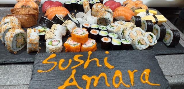 Sushi von Amara Langenfeld