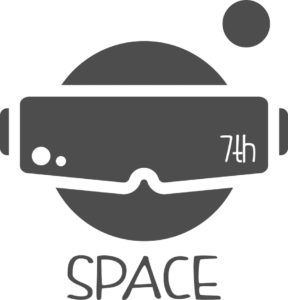 Logo 7th Space - Virtual Reality Eventlocation