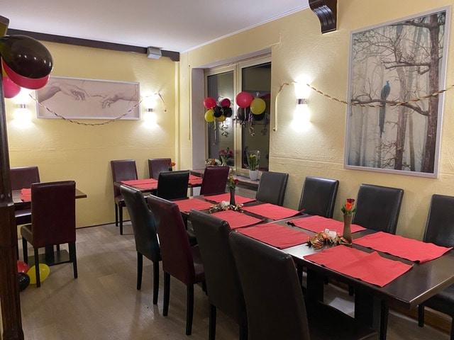 Restaurant BIPS Langenfeld Innenansicht