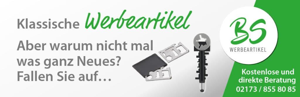 BS Werbeartikel Langenfeld Logo