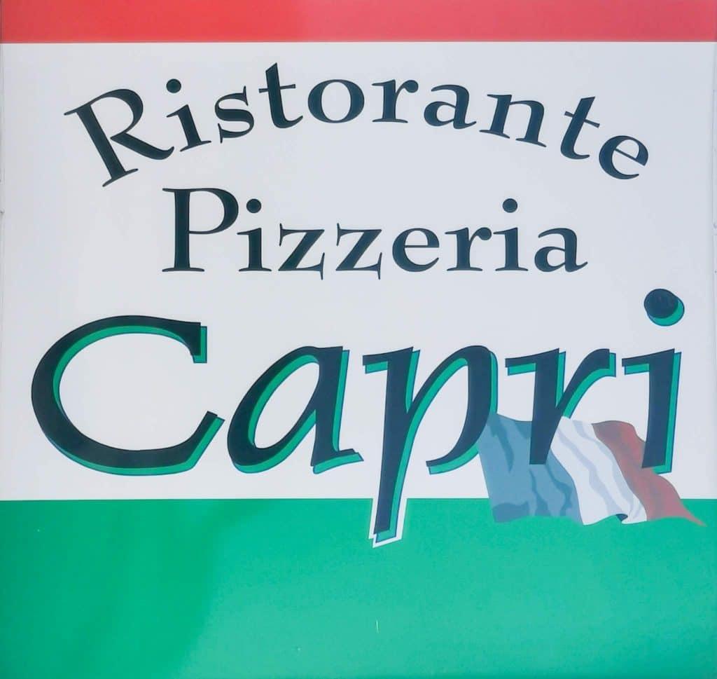 Ristorante Capri