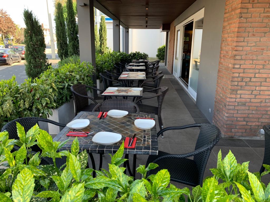 El Tapeo Tapas Bar und Restaurant Langenfeld - Aussengastronomie