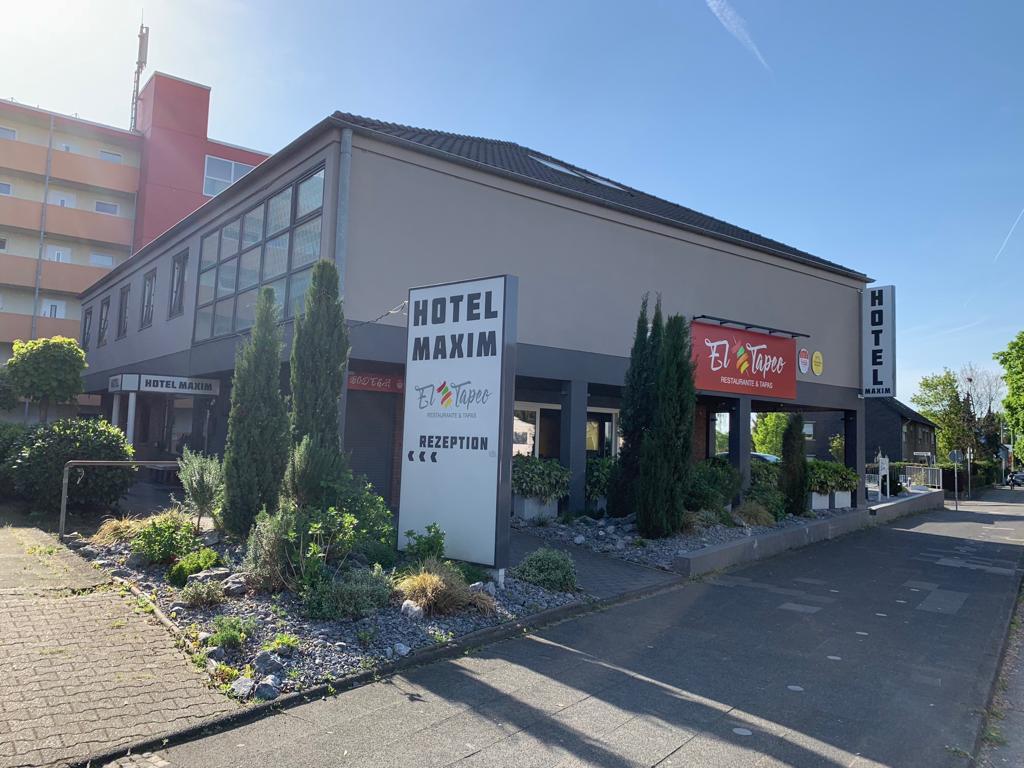 El Tapeo Tapas Bar und Restaurant Langenfeld - Aussenansicht