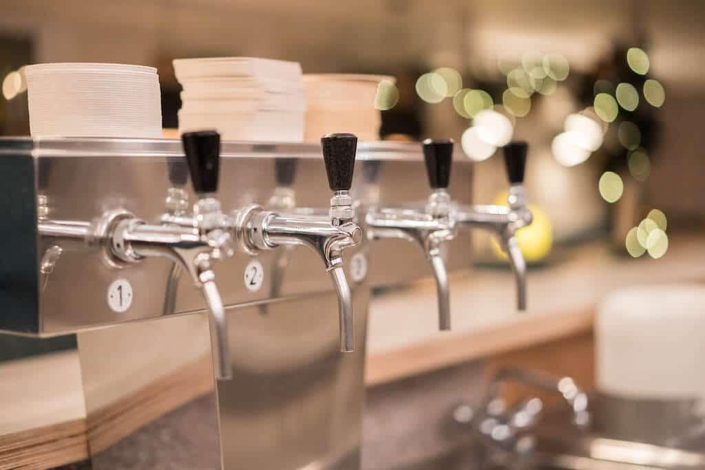 El Bodega – Tapas Bar & Event Location Langenfeld - Zapfhahn