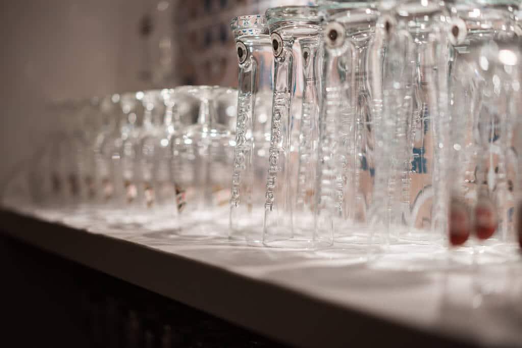El Bodega – Tapas Bar & Event Location Langenfeld - Gläser