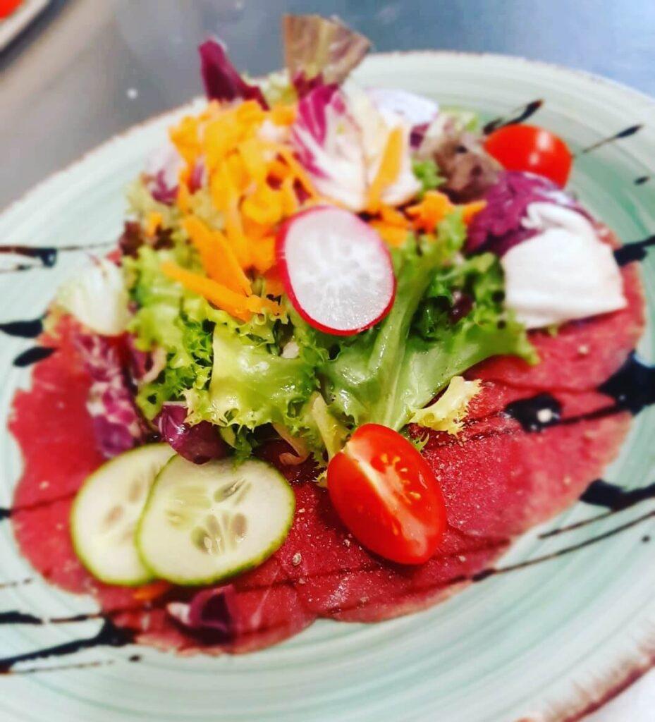 El Tapeo Tapas Bar und Restaurant Langenfeld - Vorspeisen Salat
