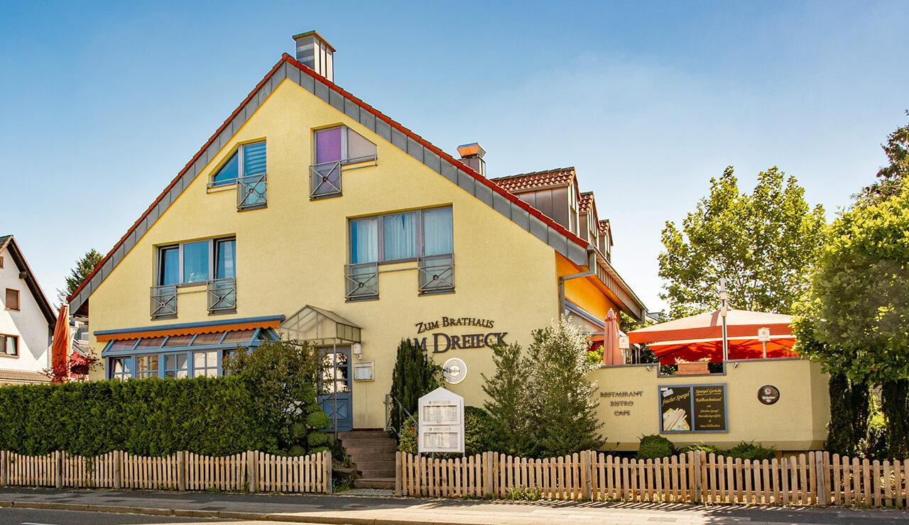 """Restaurant, Cafe, Bistro """"Zum Brathaus Am Dreieck"""" Langenfeld"""