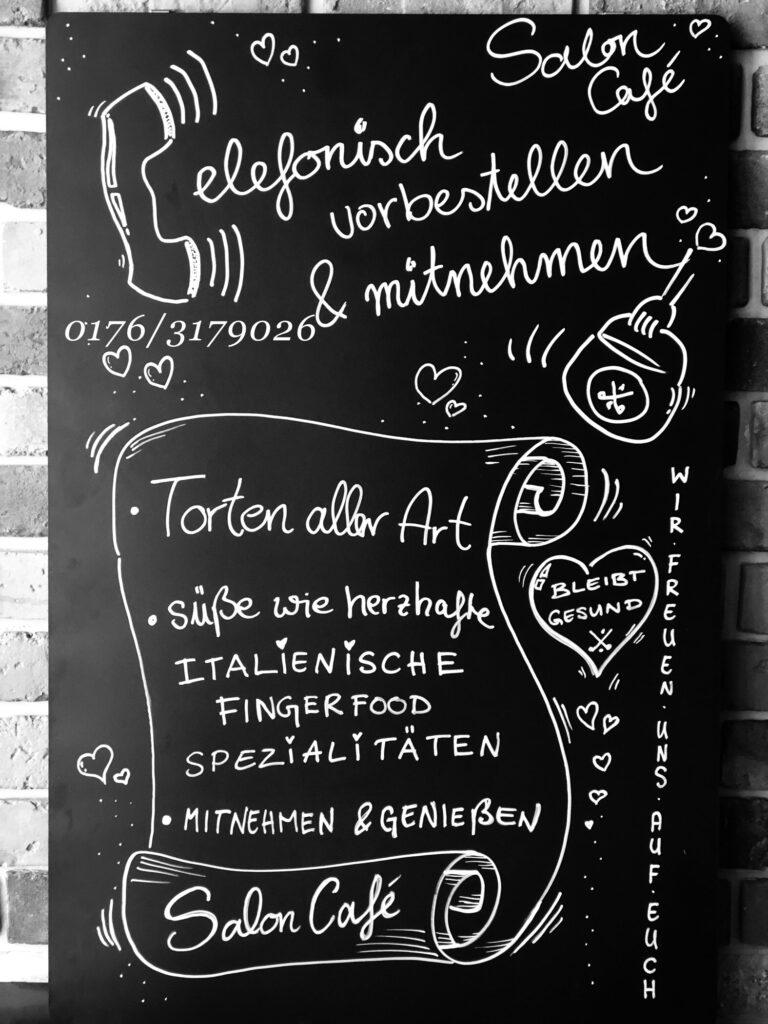 Logo-Salon-Cafe Franco Vicari Langenfeld - Speisekarte