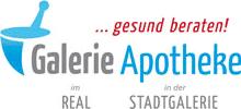 Galerie Apotheke im REAL Langenfeld Logo