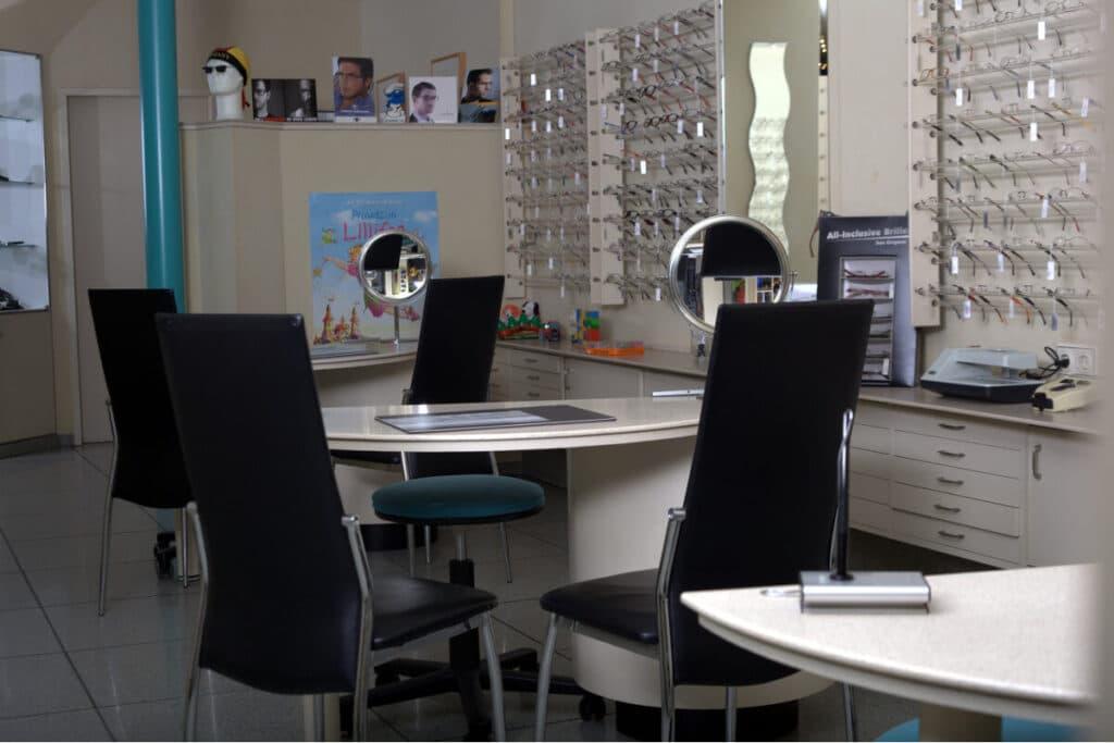 Holterbosch Sehen und Hören - Ihr Optiker in Langenfeld Beratung