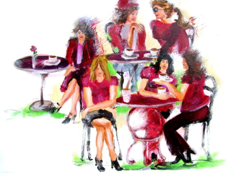 Café Feminin PM