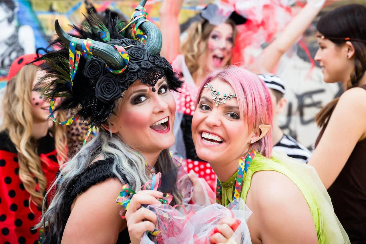 Karneval 2020 2021 in Langenfeld wegen Corona anders als sonst