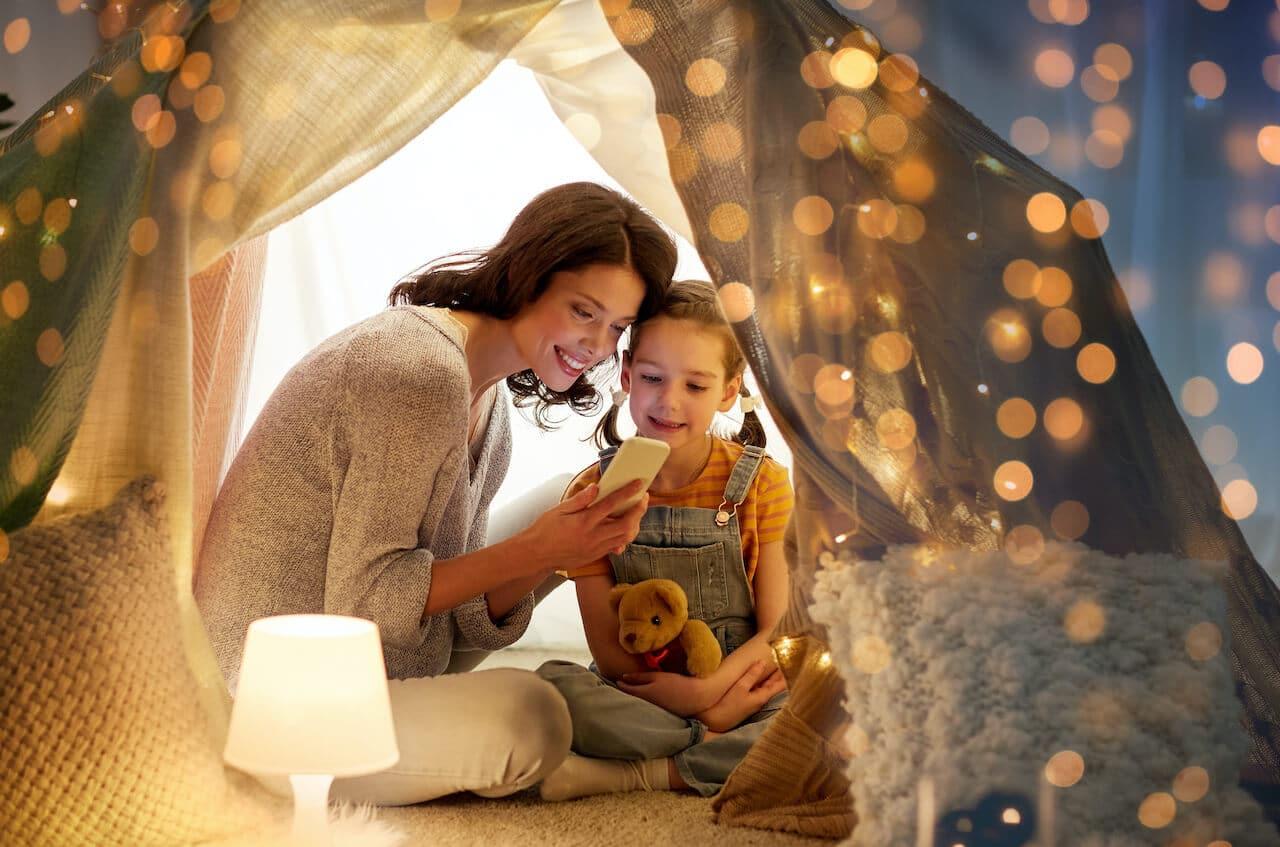 Info über Kita als App für Eltern
