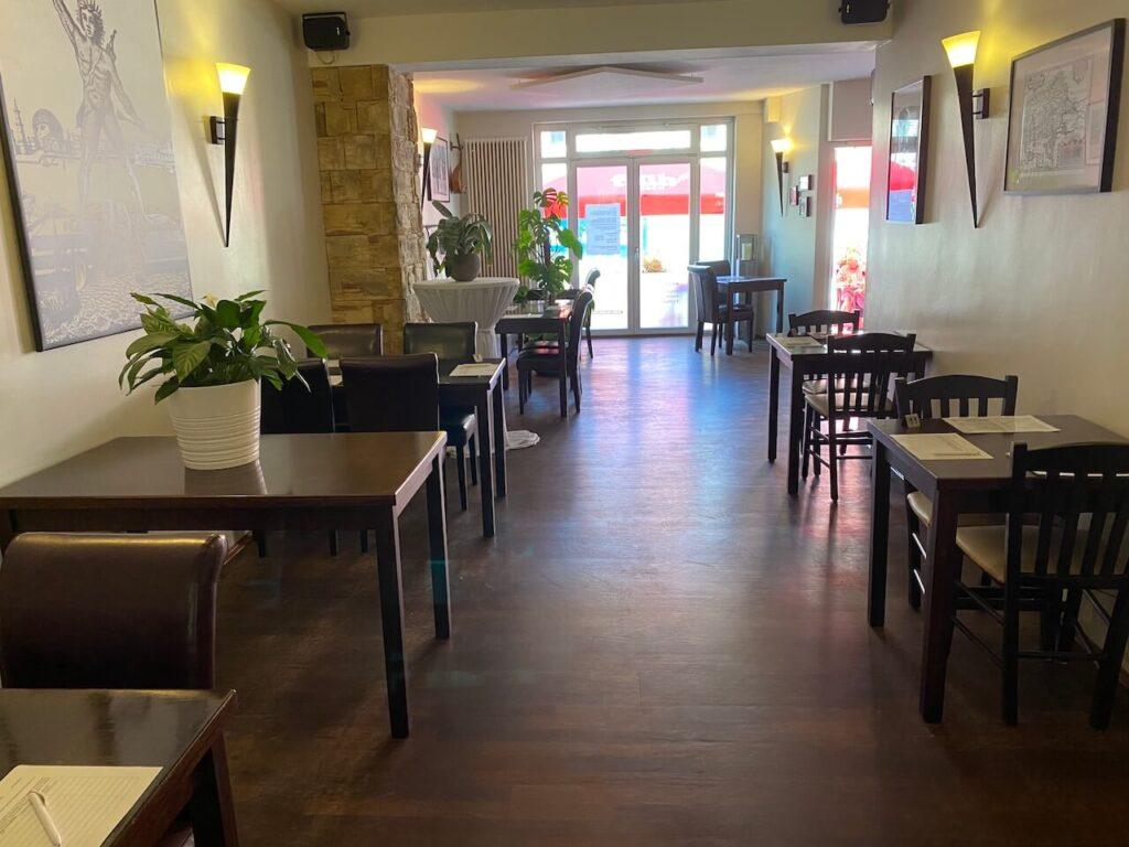 Taverna Kolossos - mediterrane Küche Langenfeld - Innen Gastronomie