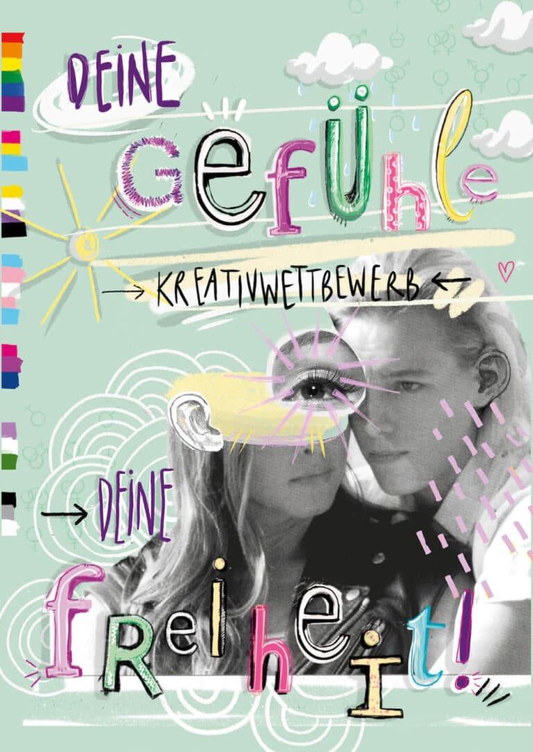 Kreativwettbewerb Deine Gefühle Deine Freiheit