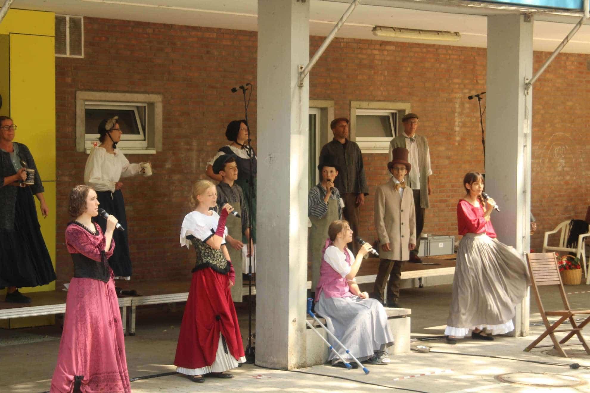 """LaKiJuC-Sommerkonzert gibt Vorgeschmack auf Musical """"Oliver!"""""""
