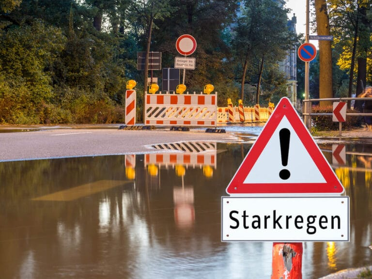 Starkregen Langenfeld
