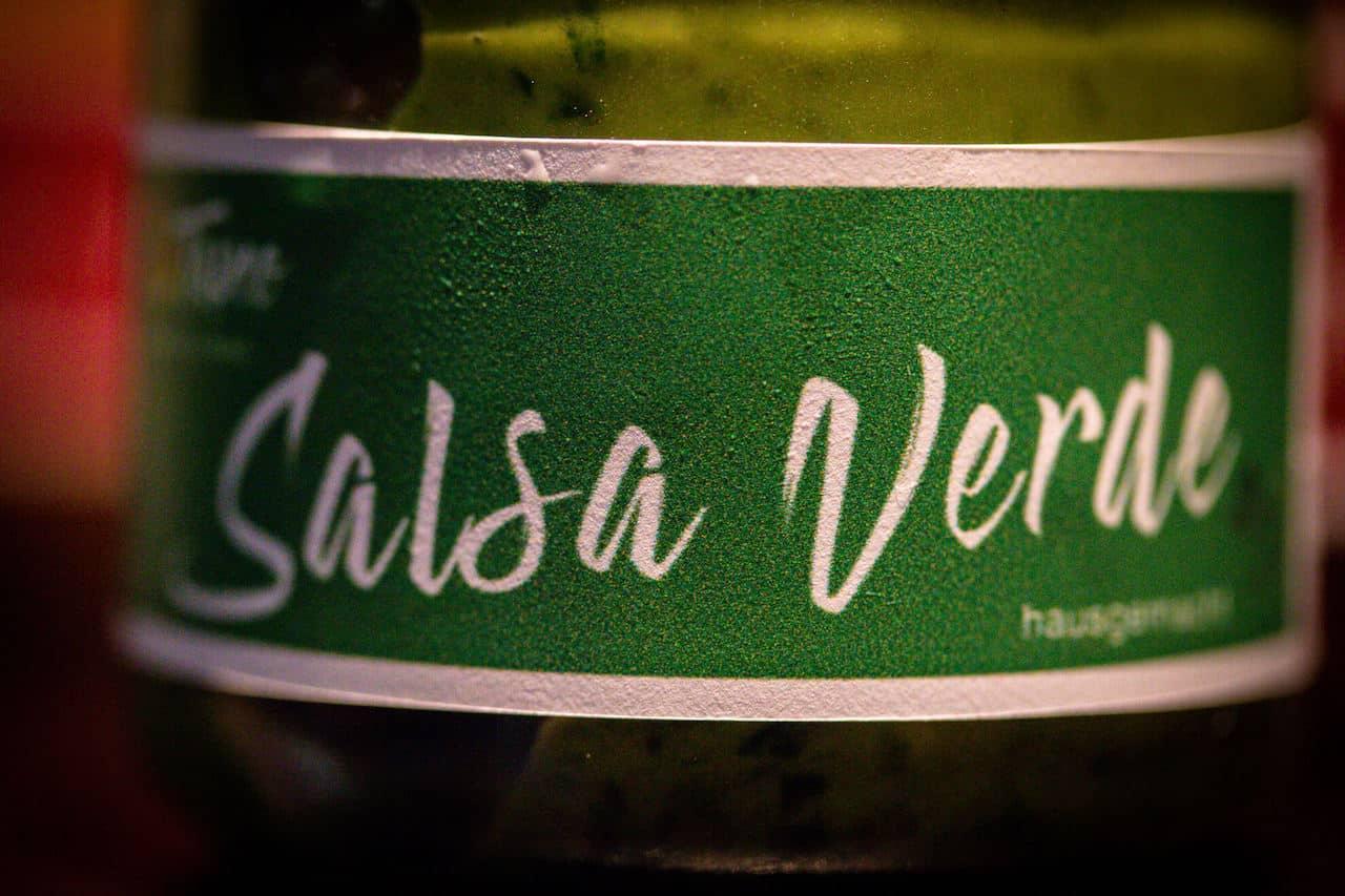 El TapeoDips für den spanischen Abend - Salsa Verde