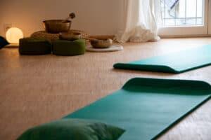 Freiraum für Dich Langenfeld - Yogamatte