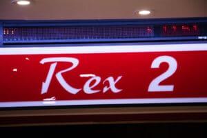REX Kino Langenfeld - Aussenansicht
