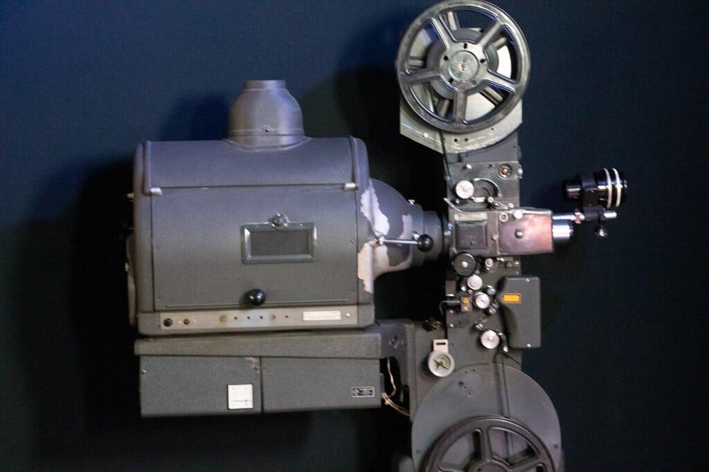 REX Kino Langenfeld - Filmprojektor