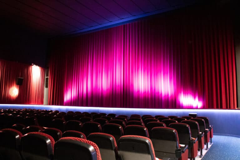 REX Kino in Langenfeld Innenansicht