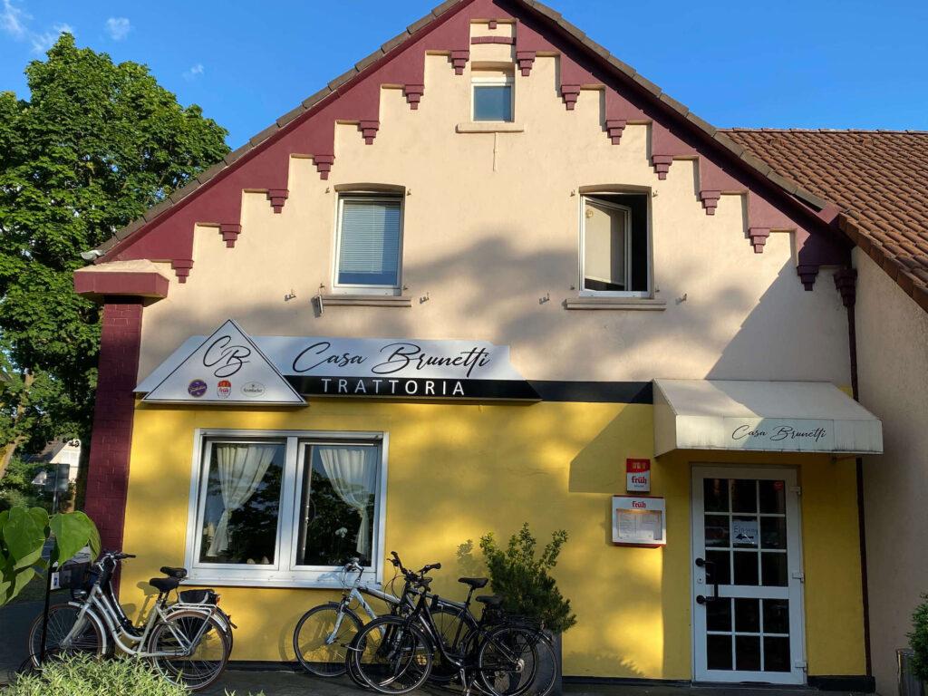 Casa Brunetti Langenfeld Eingang