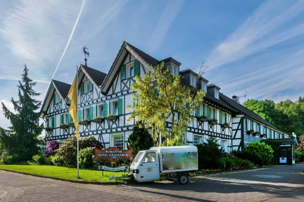 Lohmanns Romantikhotel Gravenberg Header