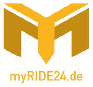 My ride Logo