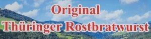 Original Thüringer Rostbratwurst Logo