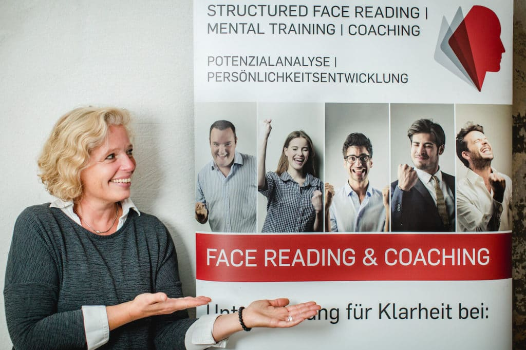 Face Reading & Coaching   Petra Hackbarth in Langenfeld - Portrait