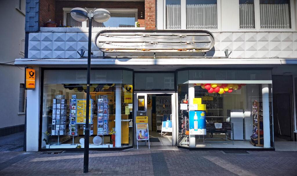 Post Postbank Postfiliale Deutsche Post DHL Postservice_and_store