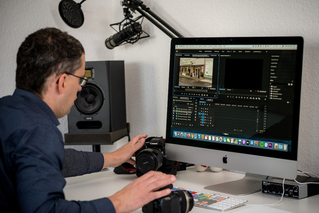 Toeller Service Webagentur in Langenfeld - Videoproduktion