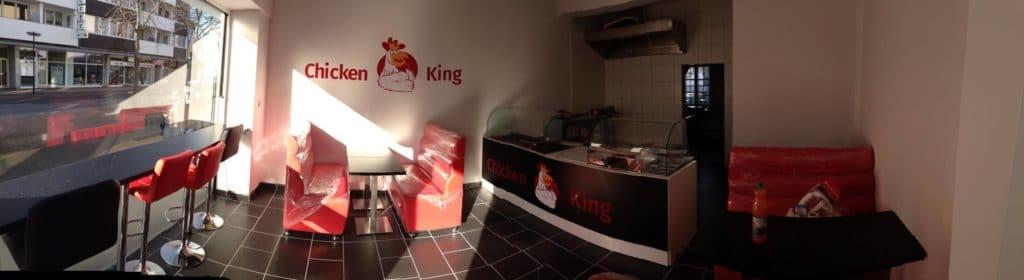 chicken king interieur