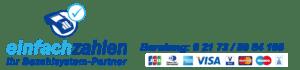 Bezahlsystem Partner einfachzahlen Langenfeld Logo