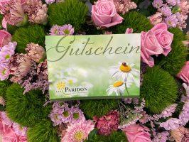 Blumencenter und gärtnerei van paridon Langenfeld Gutschein