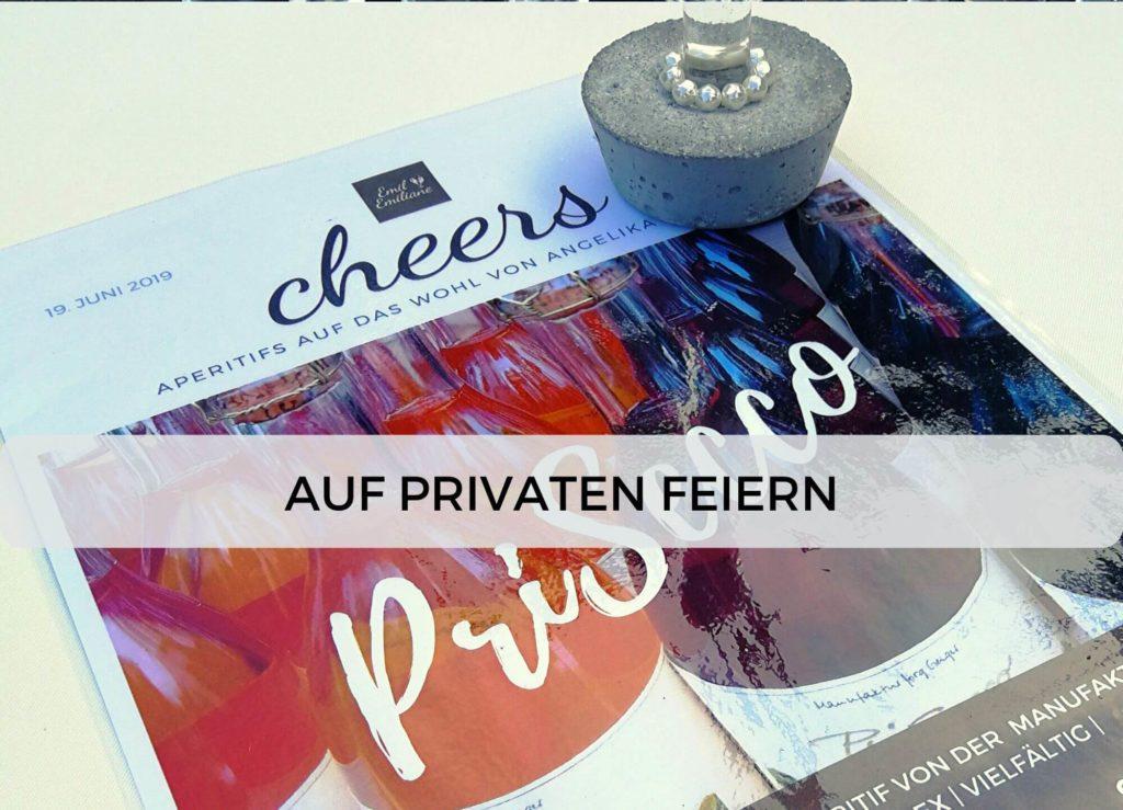Emil & Emiliane Firmen Events Tastings Private Feiern in Langenfeld - Privatfeier