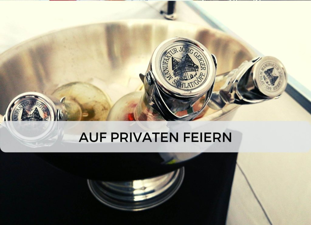 Emil & Emiliane Firmen Events Tastings Private Feiern in Langenfeld - Catering Privatfeier