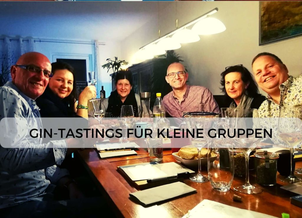 Emil & Emiliane Firmen Events Tastings Private Feiern in Langenfeld - Tasting Kleingruppe