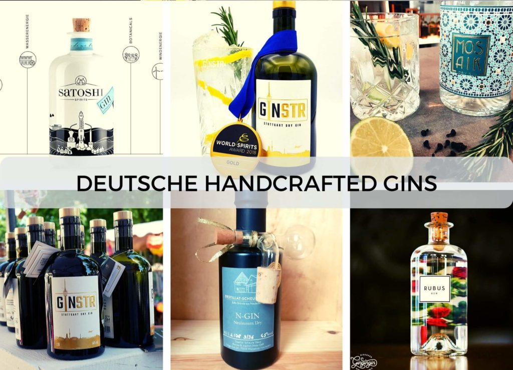 Emil & Emiliane Firmen Events Tastings Private Feiern in Langenfeld - deutsche handcrafted Gins