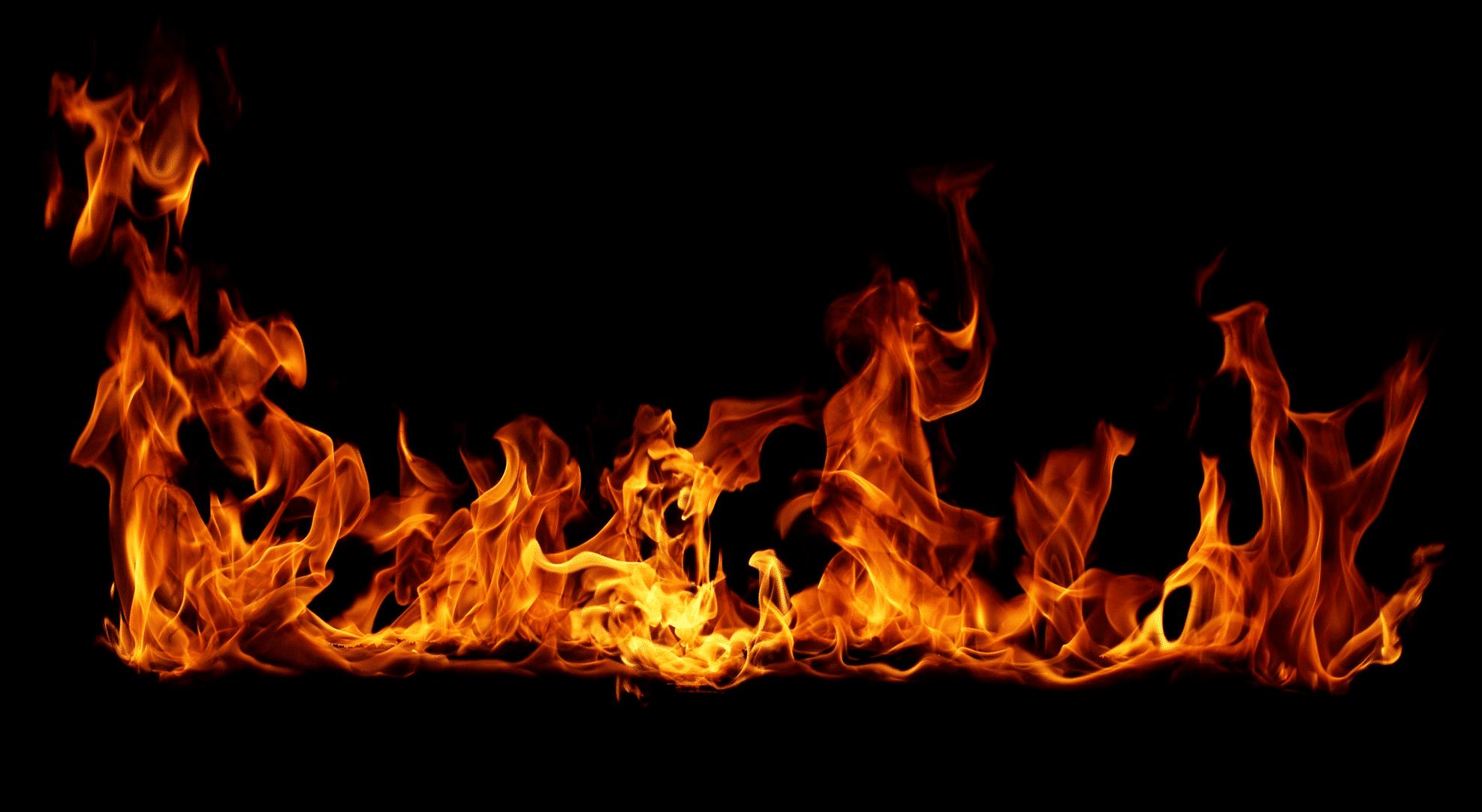 L'Felder - Deine Stadt - unser Langenfeld - Icon Flammen