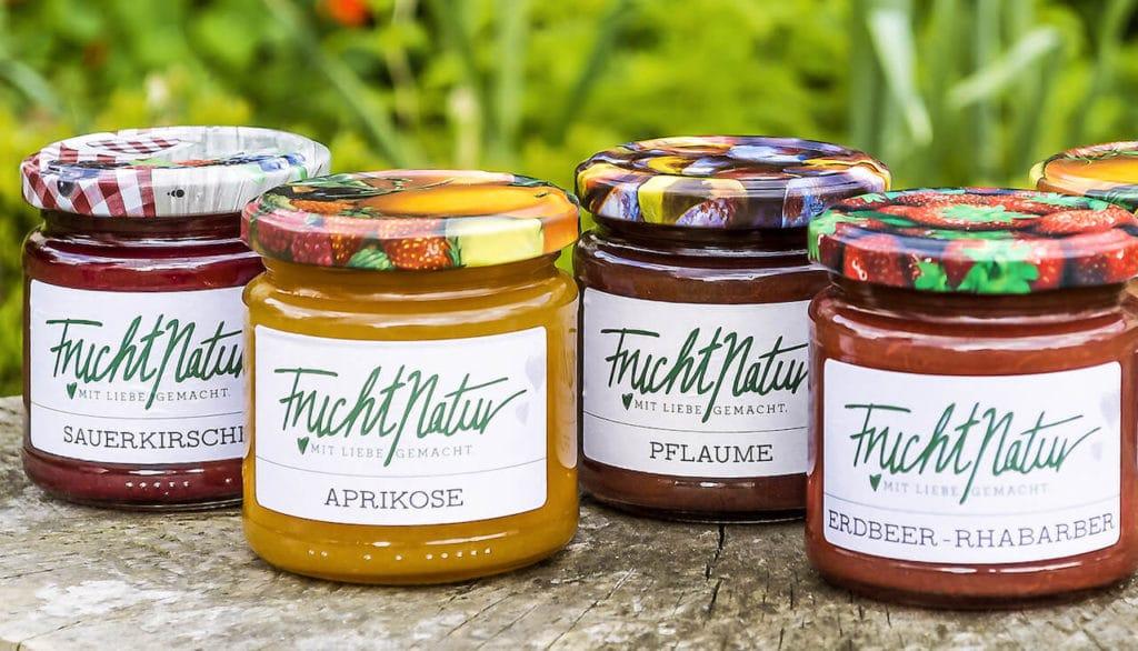 Marmeladen und Brotaufstrich von FruchtNatur - Mit Liebe gemacht - Fruchtaufstriche Langenfeld
