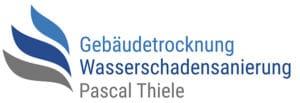 Gebäudetrocknung Pascal Thiele - Langenfeld Logo
