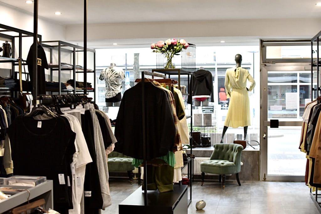 Grayss - Mode und Style für Langenfeld | aktuelle Trends Innenansicht