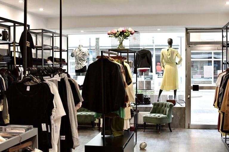Grayss - Mode und Style für Langenfeld   aktuelle Trends Innenansicht