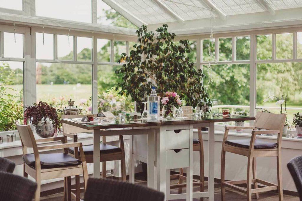 Restaurant Heaven´s | Cafe | Catering | EVENTS Langenfeld Wintergarten