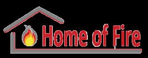 home of fire logo