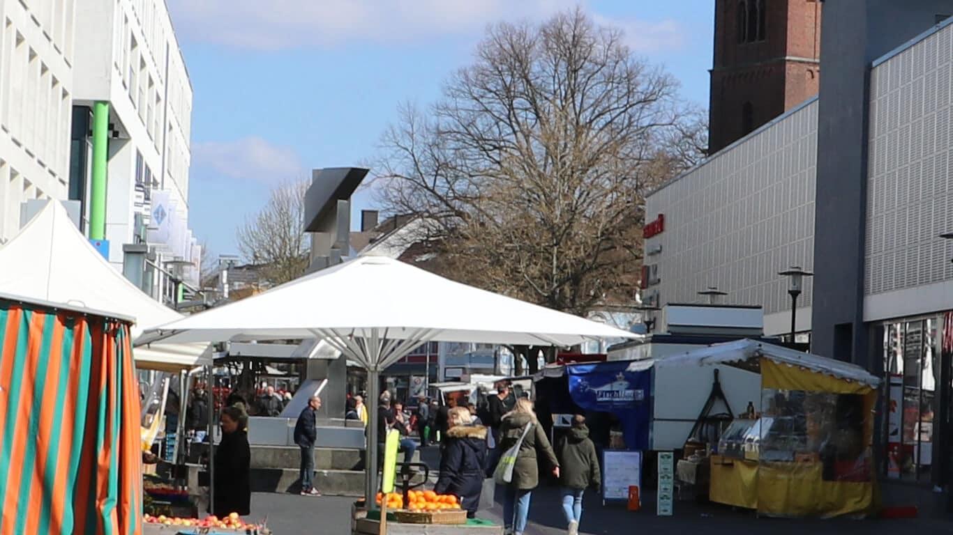 Langenfeld Markt