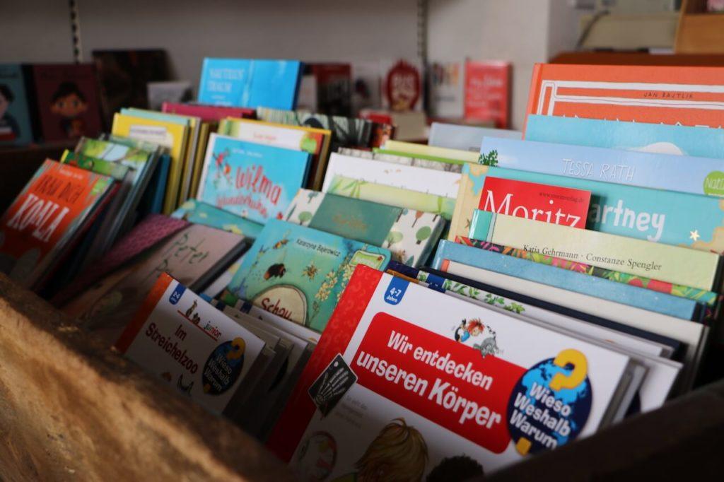 Bücherecke Hiltrud Markett Langenfeld Jugendbücher