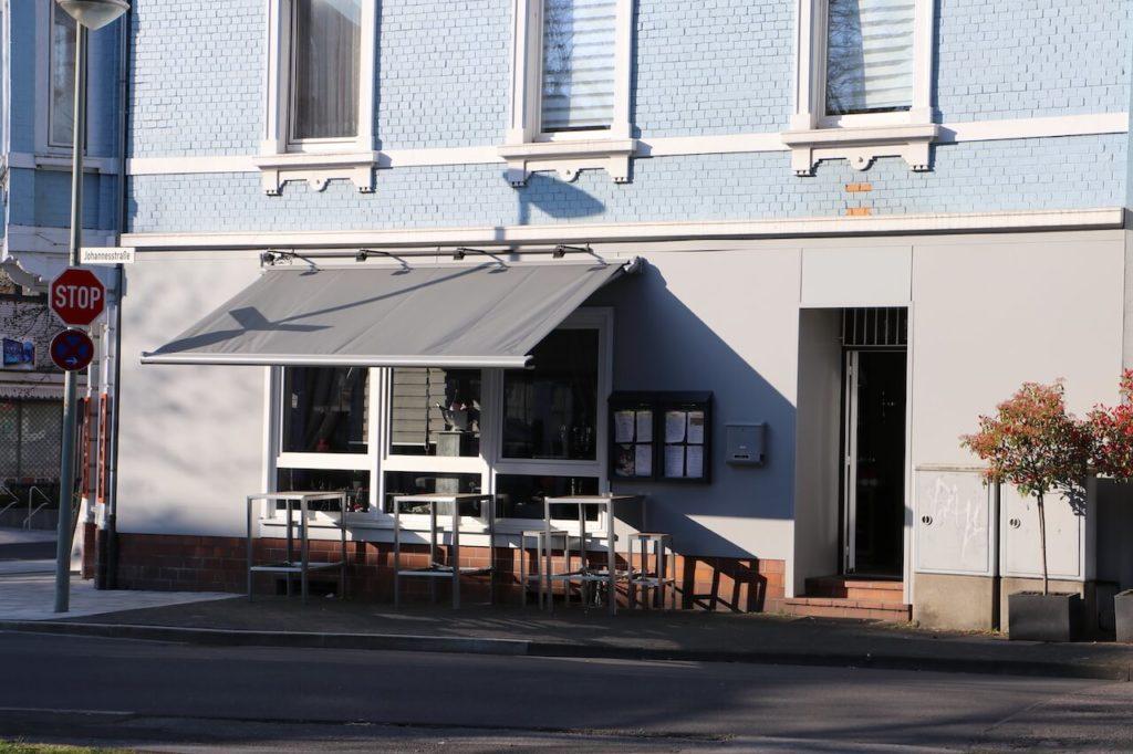 Wein & Genussbar CITRO Eventhaus in Langenfeld - Aussenansicht